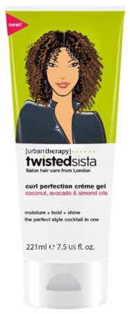 Twisted Sista Curl Perfection Creme Gel 7.5 oz