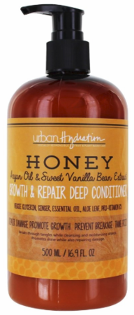 Urban Hydration Honey Growth & Repair Conditioner 16.9 oz