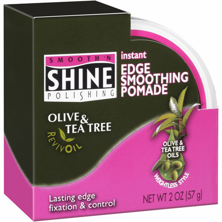 Smooth N Shine Instant Edge Smoothing Pomade 2 oz