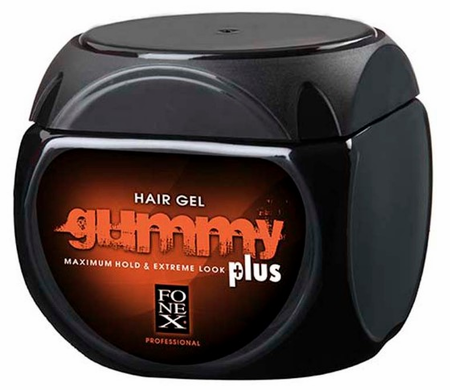 Gummy Plus Hair Gel Maximum Hold 16.9 oz