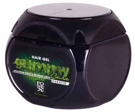 Gummy Keratin Hair Gel 16.9 oz
