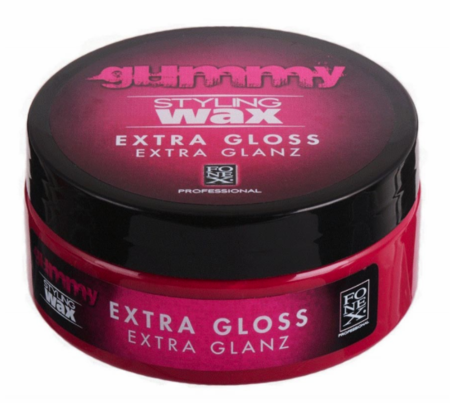 Gummy Styling Wax Extra Gloss 5 oz