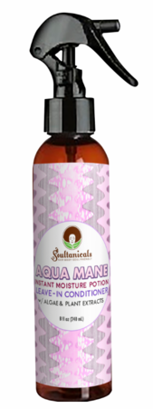 Soultanicals Aqua Mane Instant Moisture Leave In Conditioner 8 oz