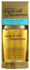 Organix Renewing Moroccan Argan Oil Hair Penetrating Oil 3.3 ozbottle