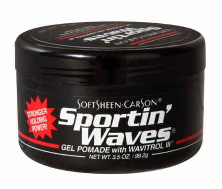 Sportin Waves Gel Pomade 3.5oz