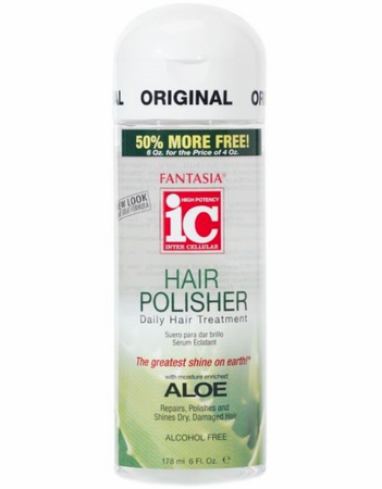 Fantasia IC Hair Polisher Aloe Daily Hair Treatment 6 oz