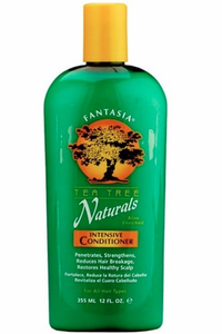 Fantasia IC Tea Tree Naturals Intensive Conditioner 12 oz