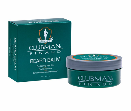 Clubman Pinaud Beard Balm & Styling Wax 2 oz