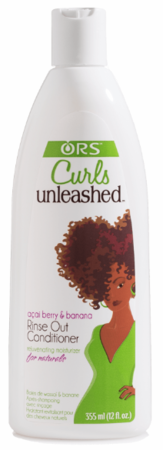 ORS Curls Unleashed Acai Berry Banana Rinse Out Conditioner 12 oz
