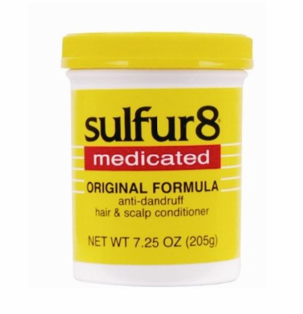Sulfur 8 Medicated Original Formula Hair & Scalp Conditioner 7.25 oz