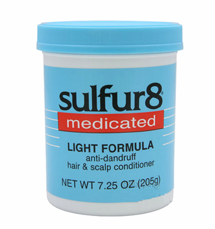 Sulfur 8 Light Formula Hair & Scalp Conditioner 7.25 oz