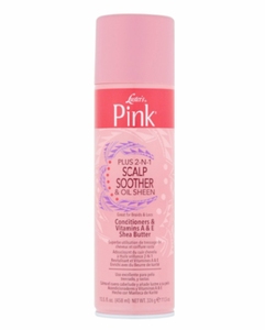 Luster's Pink Oil Sheen 2 in 1 Scalp Soother 15.5oz