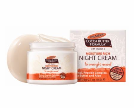 Palmer's Cocoa Butter Formula Moisture Rich Night Cream 2.7 oz