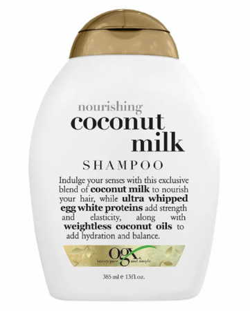 OGX Coconut Milk Shampoo 13 oz