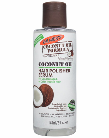 Palmer's Coconut Oil Formula Hair Polisher Serum 6 oz