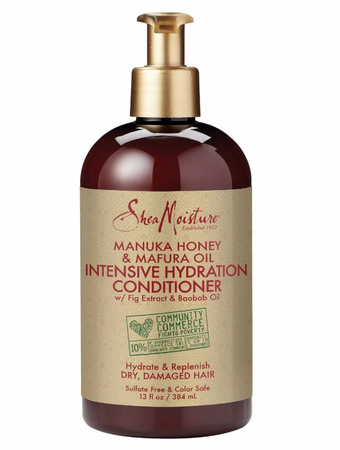 Shea Moisture Manuka Honey & Mafura Oil Conditioner 13 oz