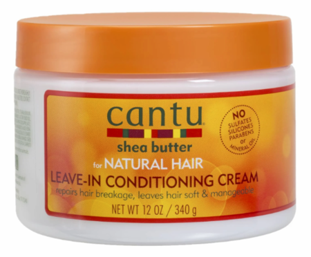 Cantu Shea Butter Leave In Conditioning Cream 12 oz