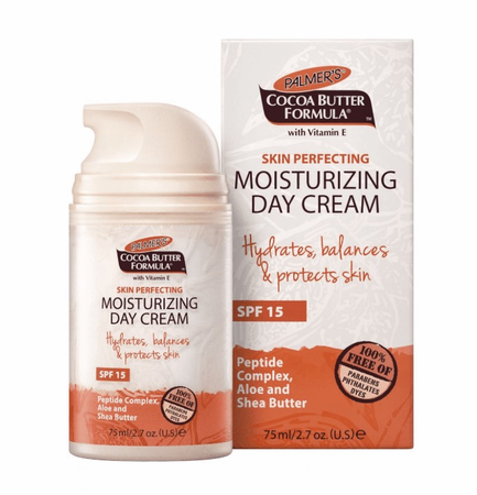 Palmer's Cocoa Butter Formula Skin Perfecting Moisturizing SPF15 Day Cream 2.7 oz