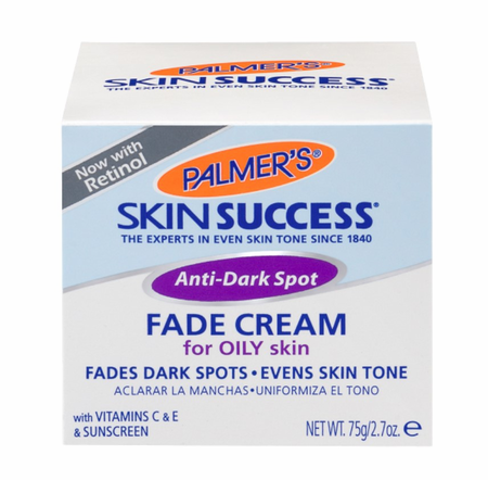 Palmer's Skin Success Anti Dark Spot Fade Cream for Oily Skin 2.7 oz