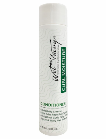 Wet N Wavy Curl Moisture Conditioner 8 oz