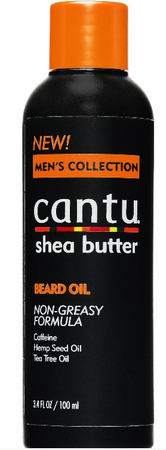 Cantu Men's Shea Butter Beard Oil 3.4 oz
