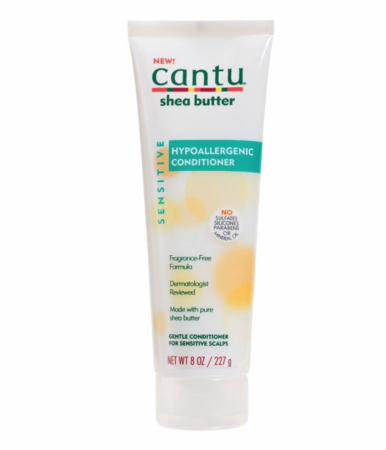 Cantu Shea Butter Sensitive Hypoallergenic Conditioner 8 oz