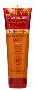 Creme of NATURE Maximum Hold Styling Snot 8.4 oz