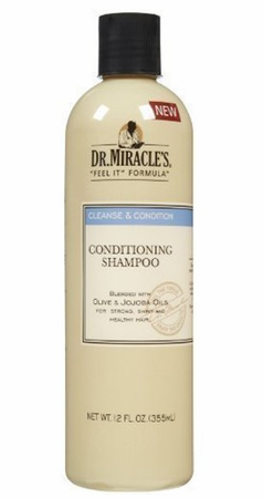 Dr. Miracle's Conditioning Shampoo 12 oz