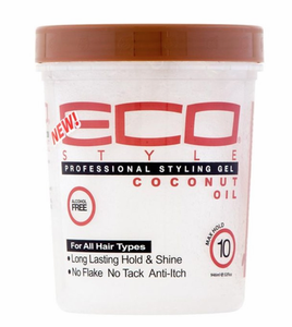 Eco Style Coconut Styling Gel 32 oz