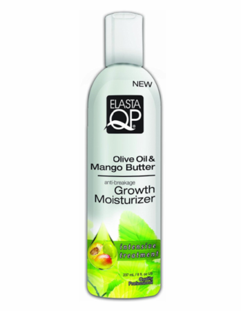 Elasta QP Olive Oil Mango Butter Anti Breakage Growth Moisturizer 8 oz