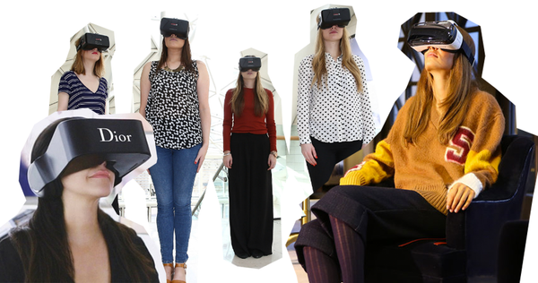 Masa Depan Virtual Reality di Dunia Fashion