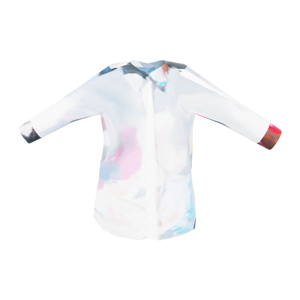 Bloom Organza Shirt