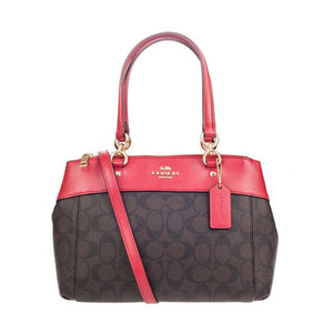 Authentic Original & Brand new Coach Womens Mini Carryall Handbag  Women's Bag F26139