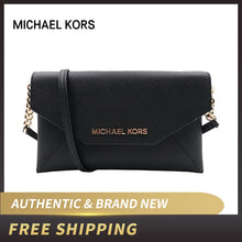 Load image into Gallery viewer, Authentic Original & Brand new Michael Kors 35F9GTTC6L Jet Set Item Md Leather Bag