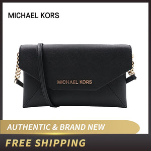 Authentic Original & Brand new Michael Kors 35F9GTTC6L Jet Set Item Md Leather Bag