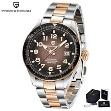 Load image into Gallery viewer, PAGANI DESIGN Men's Watches Brand Luxury Wristwatch Automatic Mechanical Watch Men Business Waterproof Watch Relojes Hombre 2020