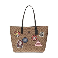 Load image into Gallery viewer, Authentic Original & Brand New Coach Leather Tote  Handbag Shoulder Bag F76636/F88020
