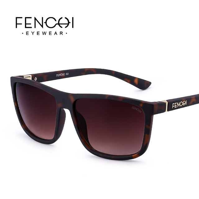 2019 new driving sunshade glasses casual outdoor PC frame sunglasses trend men's non-slip sunglasses
