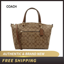 Load image into Gallery viewer, Authentic Original & Brand New Coach F79997 Prairie Satchel Pebble Leather Handbag Women's Bag