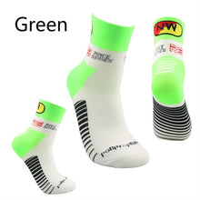 Load image into Gallery viewer, 2019 Coolmax Men Women Cycling Socks Breathable Outdoor Sport Basketball Running Football  Summer Socks Hiking Climbing socks
