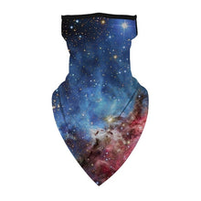 Load image into Gallery viewer, Outdoor Face Cover Fashion Printed Bib Scarves Multi Functional Seamless Quick Dry Hairband Head Scarf Bandana