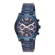 Load image into Gallery viewer, Fossil Perfect Boyfriend Multifunction Women Watches Blue Stainless Steel Watch Luxury Brand Sport Ladies Watch ES4093