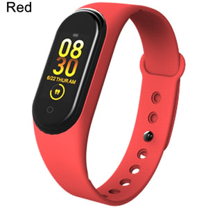 M4pro Smart Watch Men Body Temperature Smartwatch Women Ip67 Waterproof Sport Fitness Tracker Blood Pressure Heart Rate Monitor