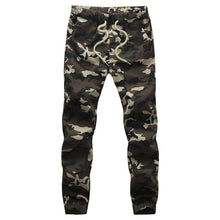 Load image into Gallery viewer, Cotton Mens Jogger Autumn Pencil Harem Pants 2020 Men Camouflage Military Pants Loose Comfortable Cargo Trousers Camo Jogger - Sportswear