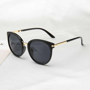 2020 New Sunglasses Women Driving Mirrors vintage For Women Reflective flat lens Sun Glasses Female oculos UV400