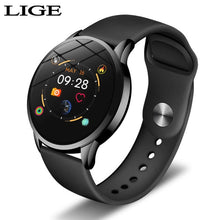 Load image into Gallery viewer, 2020 New stainless steel Digital Watch Men Sport Watches Electronic LED Male Wrist Watch For Men Clock Waterproof Bluetooth Hour
