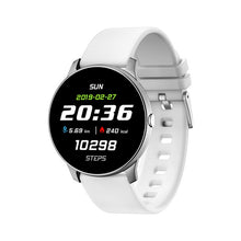 Load image into Gallery viewer, LIGE Fashion Sports Smart Watch Men Women Fitness tracker man Heart rate monitor Blood pressure function smartwatch For iPhone