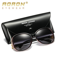 Load image into Gallery viewer, AORON Fashion Womens Polarized Sunglasses Women fox style Sung Lasses  Accessories UV400 Eyeglasses