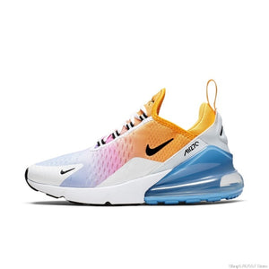 HOT NIKE AIR MAX 270 Women's Running Shoes Sneaker Breathable Lightweight Non-slip Wear Resistance AH6789-600 Original