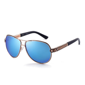 2019 fashion new full frame color sunglasses Korean style personality sunglasses for ladies